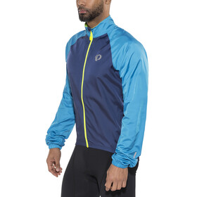 PEARL iZUMi Elite Barrier Jacket Men Blue Depths/Bel Air Blue
